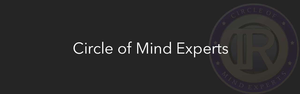 Circle of mind experts Inge Rock