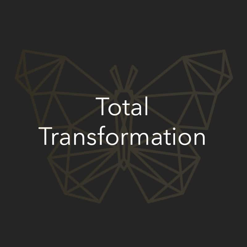 Total Transformation vierkant