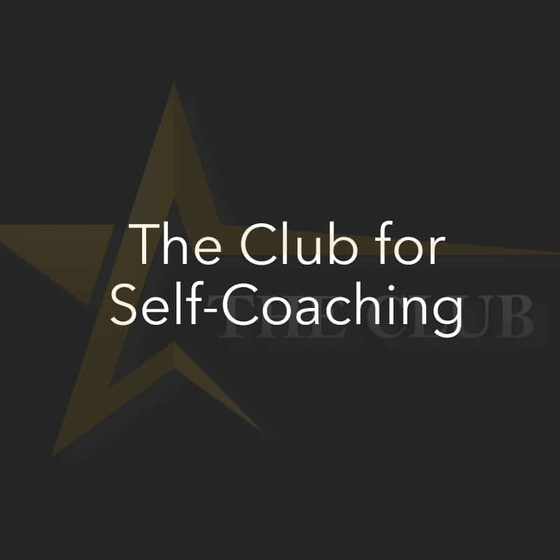 Academy The club for selfcoaching