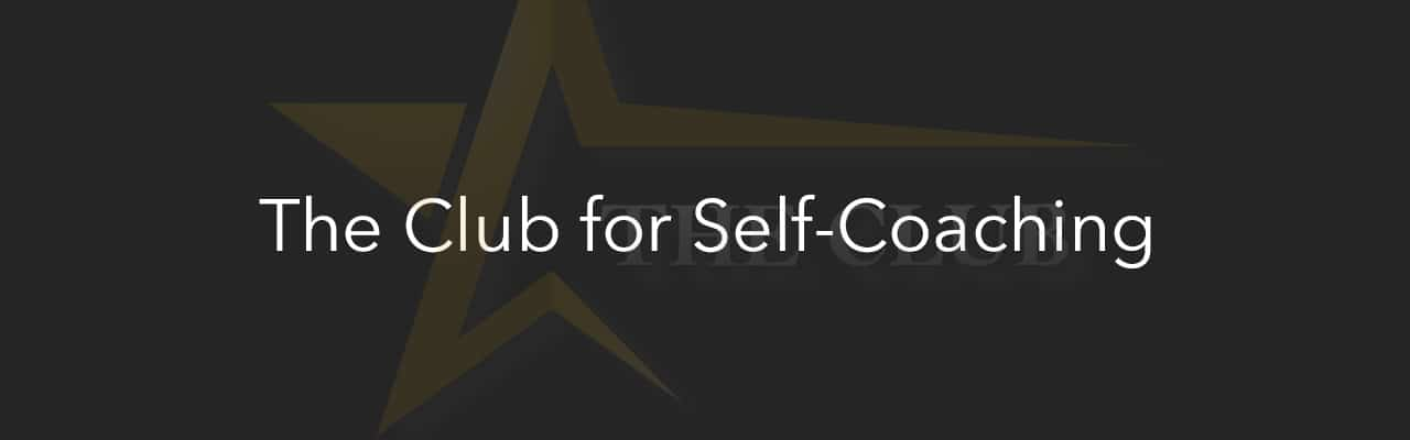 The Club for Self Coaching